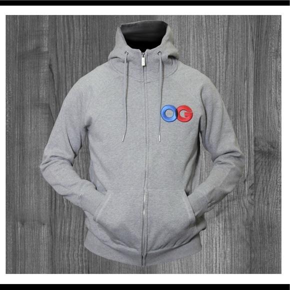2e7152e3 Vandal-A Shirts   Vandala Og Zip Up Hoodie   Poshmark
